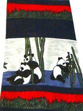New!! Panda Bears Bamboo Wild Life Animals Necktie Neck Tie Sleeved Renaissance