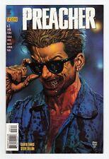 Vertigo DC Comics Preacher #3 1995 NM 9.4 Steve Dillon Art Fabry Cover LI-01