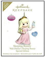 2011 Hallmark Disney Precious Moments Sleeping Beauty Limited Edition Ornament!