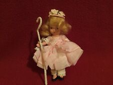 """Vintage Bisque Nancy Ann Storybook Doll """"Little Bo Peep"""" jointed arms and Legs"""