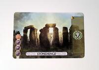 ●•• 7 Wonders Duel ••● PROMO ✩ Stonehenge ✩ NEU ✔ ツ ESSEN 2017