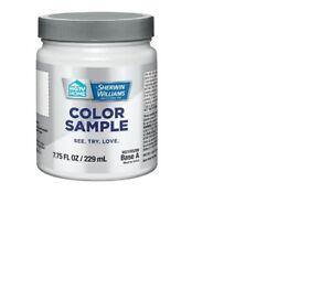 Sherwin Williams HGTV Paint Color Sample #hg1185289 base A 7.75 FL Oz