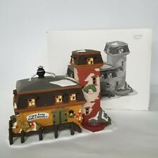 Department 56 New England Village Cape Keag Fish Cannery D56 Dept