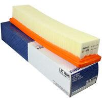 Original MAHLE / KNECHT Luftfilter Filter LX 1655 Air
