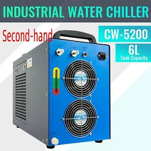 Secondhand Industrial Water Chiller CW-5200 for CNC/ Laser Engraver Machines