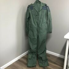 More details for military raf aircrew coverall mk 16b chest 99-107cm olive sage british military