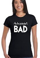 As Worn By Blondie - Andy Warhol's Bad - Womens T-Shirt