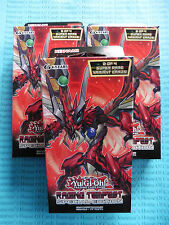3 x Raging Tempest Special Edition Yugioh English NEW BNIB Sealed
