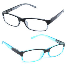 Rectangular Reading Glasses with Spring Hinges Readers