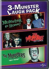 MUNSTER, GO HOME / THE MUNSTERS REVENGE / THE MUNSTERS: FAMILY PORTRAIT (3 (DVD)