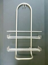 Metal Hanging  Shower Caddy Organizer - satin