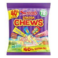 12 x Swizzels Loadsa Chews Sweets 189g - Party Bag Classic Filler Bulk Buy