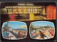 Portugal Postcard - Estoril - Casino Estoril          LC3111
