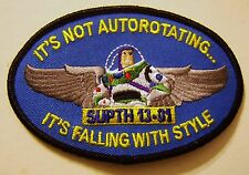 USAF PILOT/NAVIGATOR TRAINING CLASS PATCH SUPTH 13-01 FULL COLOR:GA12-4