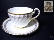 BEAUTIFUL GOLD FOLEY CUP & SAUCER -PATN FOL29 /3146 [3]