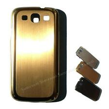 Titanium Alloy Metal Ultra Thin Case For Samsung Galaxy S III ( Gold )