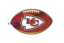 NFL AFC KANSAS CITY CHIEFS Football Holographic Sticker