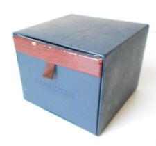Vintage LONGINES Case Box Caja Scatola Boite Kutxa 1970's