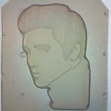 Flexible Plastic Mold The King of Rock for Resin or Chocolate