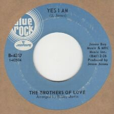 Brothers Of Love Yes I Am Blue Rock Soul Northern Motown