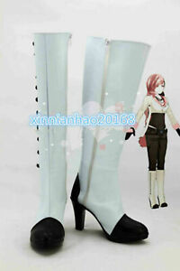 New RWBY Neo cosplay shoes boots Custom