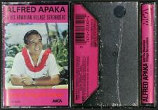 Alfred Apaka Love Song Of Kalua NEW SEALED 1986 Cassette Tape Hawaiian MCA 20330