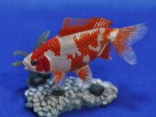 "yujin capsule gold fish part 1 Rescheduled Added ver "" Wakin """