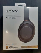Sony - WH-1000XM3 Wireless Noise Canceling Over-the-Ear Headphones (Sealed New)