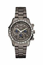 Guess Damen-Armbanduhr Lady B Chronograph Quarz Edelstahl beschichtet W0016L3
