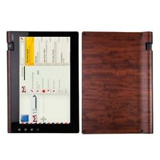 Skinomi Tablet Skin Dark Wood Cover+Film Screen Protector for Notion Ink Adam 3G
