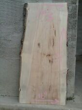 Maple Live Edge Slab Wood