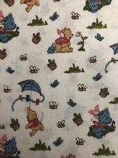 Disney Winnie The Pooh Tiger lechón Eeyore niños Costura Acolcha Tela Medio M