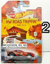 HOT WHEELS 2013 HW ROAD TRIPPIN' NH 112 '09 CORVETTE ZR1