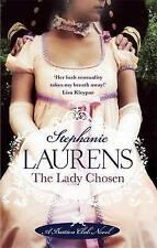The Lady Chosen by Stephanie Laurens (Bar Cynster) New