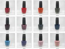 "Opi Lacquer Nail Polish Scotland Collection Fall 2019 Nl U12 to U23 ""Pick Any"""