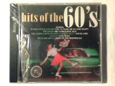 CD Hits of the 60's BYRDS SANTANA BLOOD, SWEAT & TEARS MCCOYS SIGILLATO SEALED!!