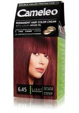 Professional Delia Cameleo Permanent Hair colour Cream with Argan oil 27 Shades