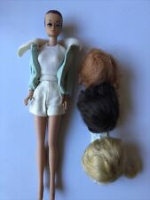 Vintage Fashion Queen With Wigs