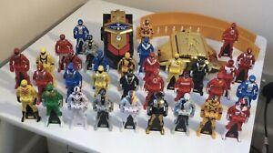 Power Rangers GOKAIGER Mobirates Morpher+Gokai Buckle Key Holder + 33 Keys Japan