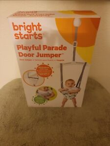 Bright Starts Playful Parade Door Jumper 1372 | Securely attaches to Door frame