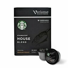 Starbucks House Blend verismo 144 pods read description
