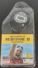 Accusplit Xl Survivor Ii Stopwatch S2Xl