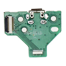 USB Charger Charging Port Socket Board JDS-011 12 pin for PS4 Controller Part CA