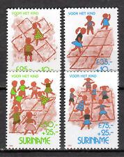 Suriname - 1993 Youth / Games - Mi. 1461-64 MNH