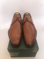 FREE P&P Alfred Sargent Pimlico In Tan With A Leather Sole Size 9 RRP 495