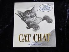 Cat Chat edited by Peter Fincham