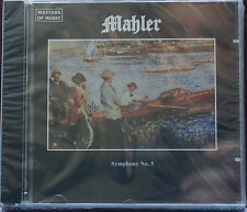 Masters of Music Mahler Selections CD Mint Order 5 Tracks New 68 mins Duet 1999