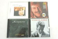 Lot of 4 Country CDs Sawyer Brown Joe Diffie Vince Gill Lonestar