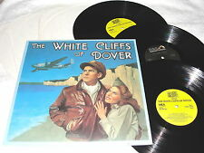 """The White Cliffs of Dover"" 1990 Pop/Jazz, 3-LP's, Nice VG++!, Various, MCA/RCA"