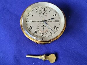 Antique Armstrong Marine Chronometer